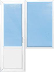 Балконный блок №1