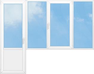Балконный блок №3